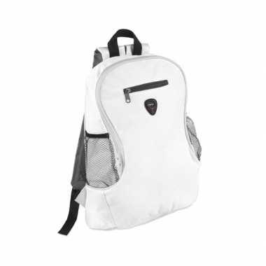 Goedkope backpack wit rugtas rugzak