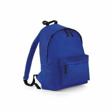 Goedkope  Blauwe gymtas rugzak voor kinderen