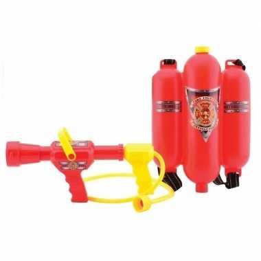 Goedkope brandweer waterpistool brandblusser rugzak met spuit