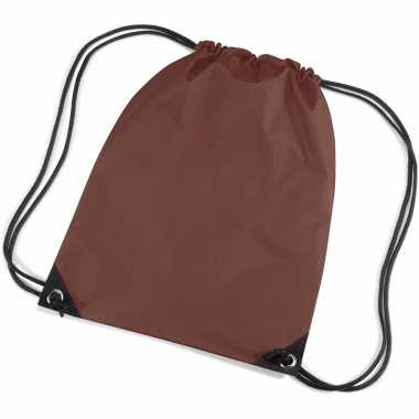 Goedkope  Bruine tasjes voor kinderen rugzak