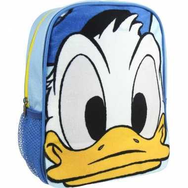 Goedkope disney donald duck school rugtas/rugzak voor peuters/kleuters/kinderen