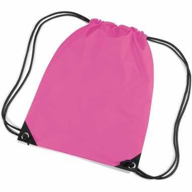 Goedkope  Fuchsia roze tasjes voor kinderen rugzak