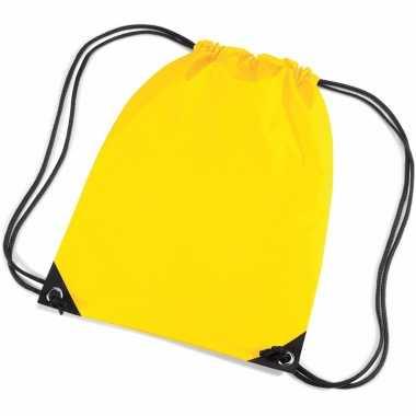 Goedkope  Gele tasjes voor kinderen rugzak