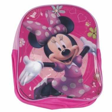 Goedkope  Kinder rugtasje met Minnie Mouse rugzak