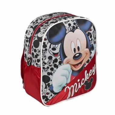 Goedkope mickey mouse gymtas voor kinderen rugzak