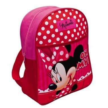 Goedkope minnie mouse rugzak voor kinderen