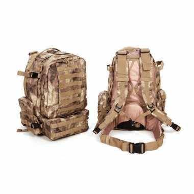 Goedkope  Nylon grote rugzak met camouflage print