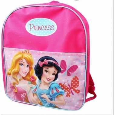 Goedkope  Roze Princess tas voor meiden rugzak