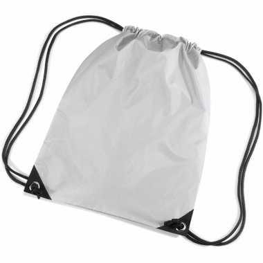 Goedkope  Zilver kleurige tasjes voor kinderen rugzak
