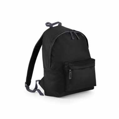 Goedkope  Zwarte gymtas rugzak voor kinderen