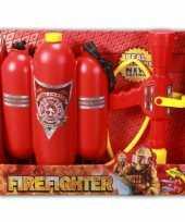 Goedkope brandblusser rugtas met waterpistool rugzak