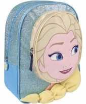 Goedkope disney frozen rugzakken rugtassen 23 x 28 cm elsa voor meisjes kinderen