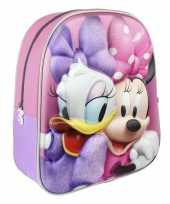 Goedkope disney minnie mouse katrien duck school rugtas rugzak voor peuters kleuters kinderen