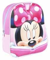 Goedkope disney minnie mouse met boek school rugtas rugzak voor peuters kleuters kinderen