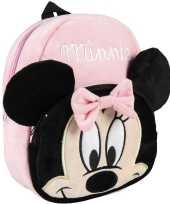 Goedkope disney minnie mouse pluche rugtas rugzak voor peuters kleuters kinderen