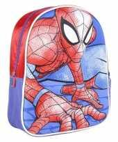 Goedkope marvel spiderman school rugtas rugzak voor peuters kleuters kinderen 10222141