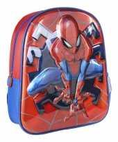 Goedkope marvel spiderman school rugtas rugzak voor peuters kleuters kinderen 10222144
