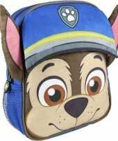 Goedkope nickelodeon paw patrol rugzakken rugtassen 23 x 28 cm chase voor jongens kinderen