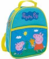 Goedkope peppa pig big school rugtas rugzak 25 cm voor peuters kleuters kinderen