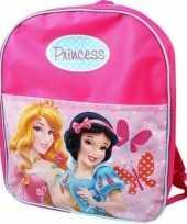Goedkope roze disney princess gymtassen doornroosje en sneeuwwitje rugzak