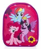 Goedkope roze my little pony rugzakken